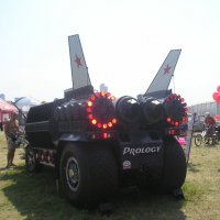 монстр на колесах :: Димончик
