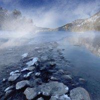 На зимнем озере :: Елена Баландина