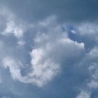 Облака 1 :: Валерий Дворников