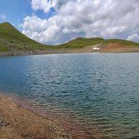 Озеро Голубое. Северо-Чуйский хребет :: Виктор Четошников