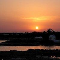 Кипрский закат :: Алла Захарова