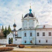 Ново-Голутвин монастырь в Коломне :: Юлия Батурина