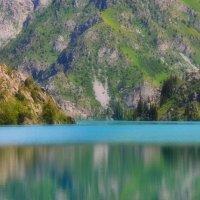 озеро Сары Челек :: santamoroz