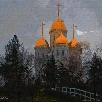 МАМАЕВ КУРГАН :: Николай Васильевич Глушко