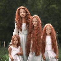 Рыжие сестрицы :: Arma Gray