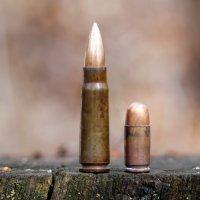 Вот пуля пролетела и ага..:) :: Андрей Заломленков