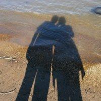 Тени на воде :: Вячеслав & Алёна Макаренины