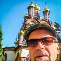 Церковь Николая Чудотворца на Берсеневке :: Сергей Янович Микк