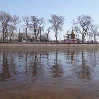 весна на Петроградской :: Елена
