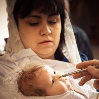 Таинство крещения :: Дмитрий Кузнецов