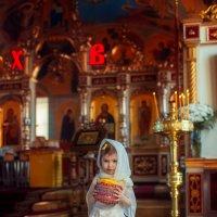 Съемка в храме :: Элина Лисицына