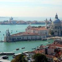 Над Венецией :: Алла Захарова