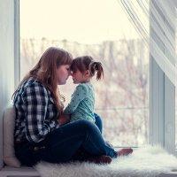 мама с дочкой :: Анна Миронова