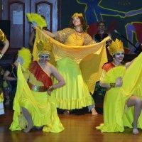Африканский танец :: Ростислав