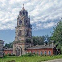 Храм Иоанна Милостивого в Княжихе :: Галина Каюмова