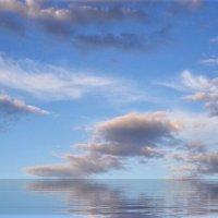 Много неба :: Ирина Via