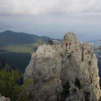 Веревочный мост :: Станислав Гераськин