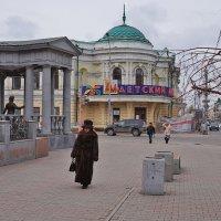Улица Мира :: Екатерина Торганская