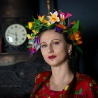 не просто мет арт а метартище :: Анжелика Дедикова