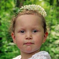 Принцесса с черёмухой :: Alexander Andronik