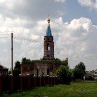 Возрождение храма. Поим. Пензенская область :: MILAV V