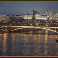 """""""Вид на Кремль."""" :: victor buzykin"""