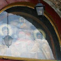 Весячие монастыри Греции :: Аркадий Басович