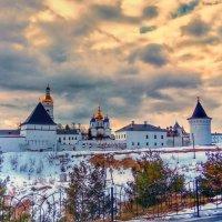 Тобольский Кремль :: Лана Коробейникова