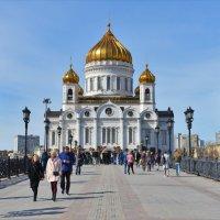 Храм Христа Спасителя :: Константин Анисимов