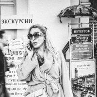Прогулка по Петербургу . :: Андрей Якимюк