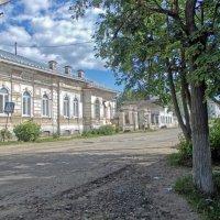 Вид на западные ворота :: Галина Каюмова