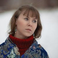 Русская красавица :: Светлана Никотина