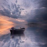 грусть одиночества... :: Виктор Перякин