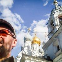 Храм Святителя Николая Мирликийского в Пыжах :: Сергей Янович Микк