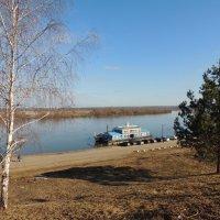Пристань на Оке :: Вячеслав Маслов