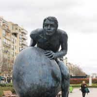 Парижские скульптуры :: Эдуард Цветков