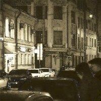 В переулке :: Григорий Кучушев