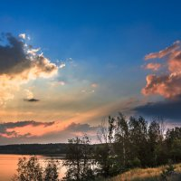 закатное :: Василий Иваненко