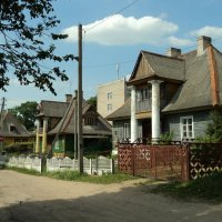 дома с колоннами :: Maryana Petrova