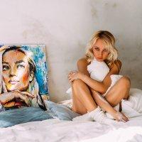 художница :: Теймур Рзаев