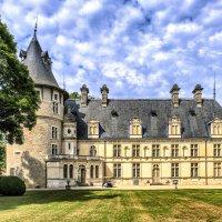 замок Монтииньи/Об  (chateau de Montigne/Aube) :: Георгий