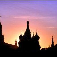 Силуэты заката :: Ирина Беркут