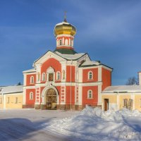 Церковь Филиппа, митрополита Московского :: Константин