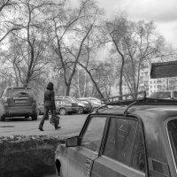Возвращение с работы :: Валерий Михмель