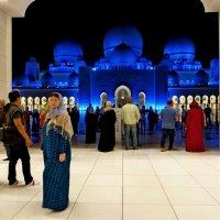 Мечеть шейха Зайда :: Raduzka (Надежда Веркина)