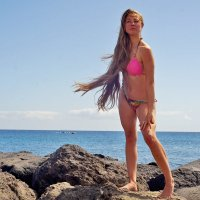 пляжжж... :: Юлия
