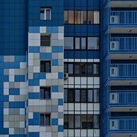 Цвет в архитектуре :: Анастасия Смирнова