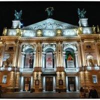 Львовский театр оперы и балета :: Sergey Bagach
