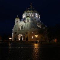 Вечер у Морского собора :: Ольга