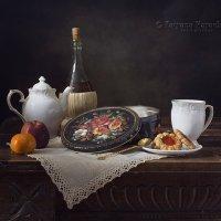 Чай с печеньем №2 :: Татьяна Карачкова